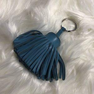 Hermès Carmen Tassel keychain